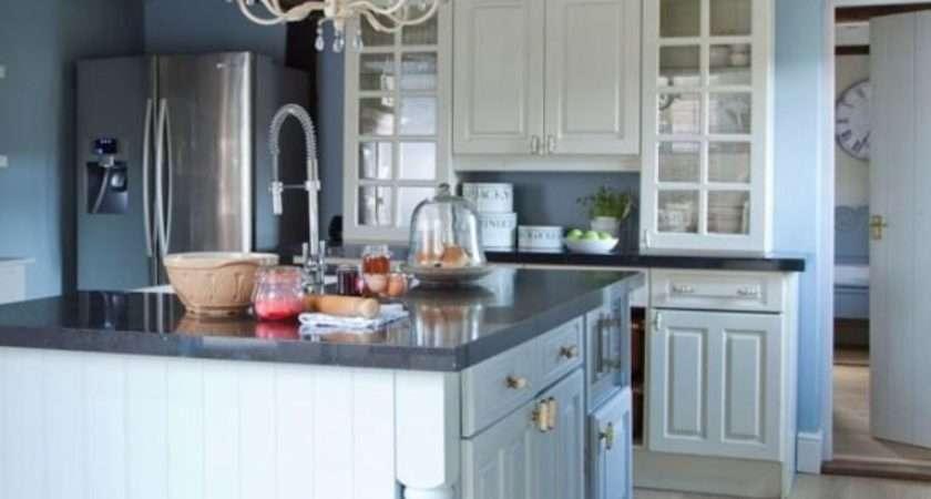 Refreshing Blue Kitchen Design Ideas Rilane