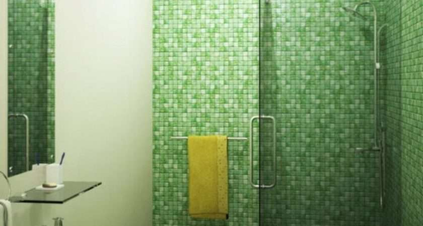 Refreshing Green Bathroom Design Ideas Rilane