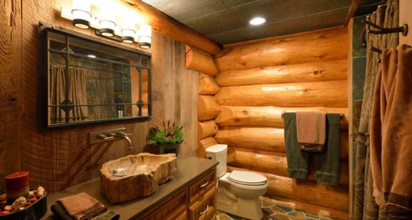 Rejuvenate Rustic Country Style Bathroom