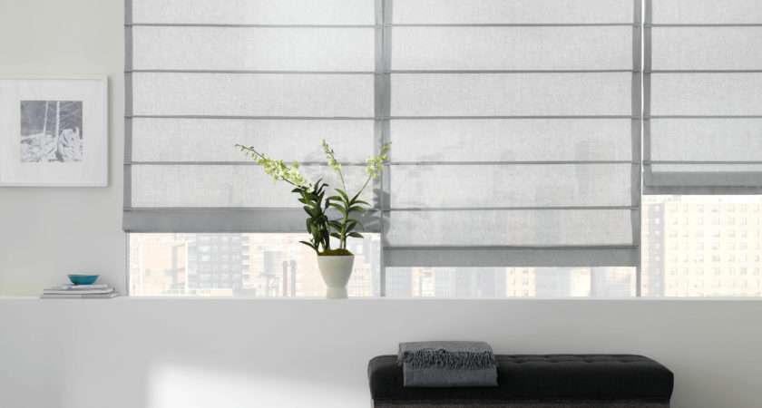 Relaxed Roman Shades Archives Change Your
