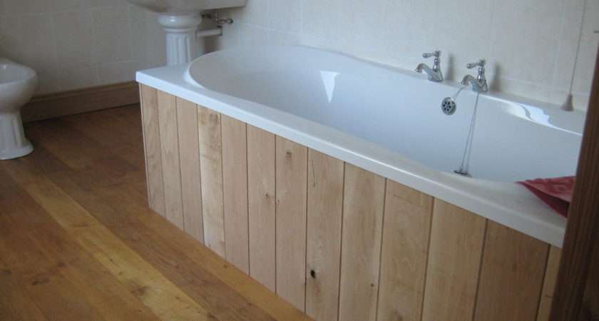 Remodel Bathroom Wooden Bath Panels Best House Design