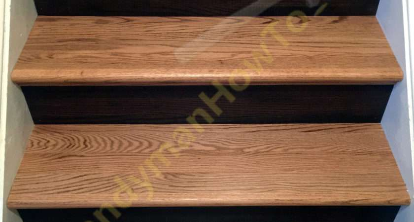 Remodel Carpeted Stairs Wood Retrotreads