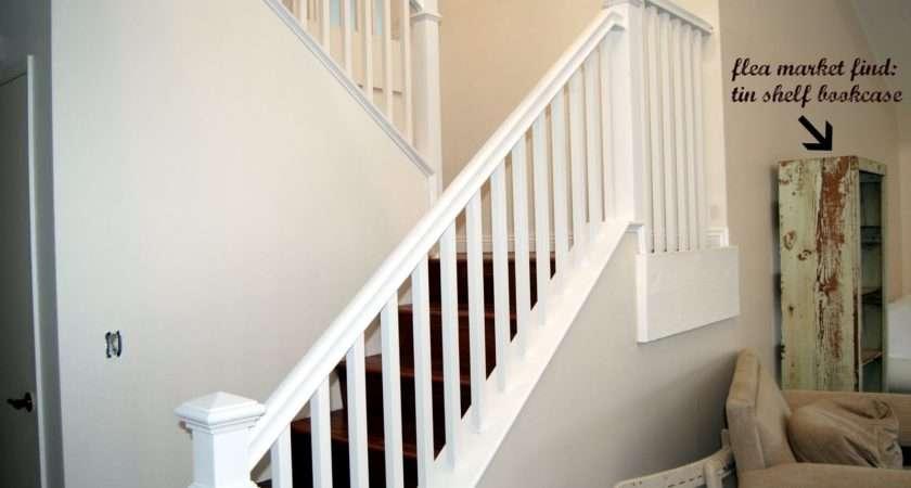 Remodelaholic Brand New Stair Banister Home Remodel