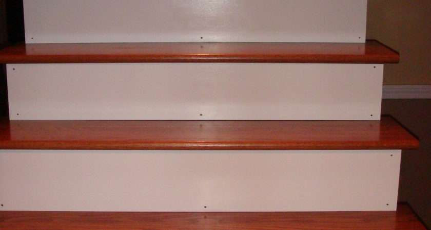 Remodelaholic Carpet Wooden Stair Treads Guest