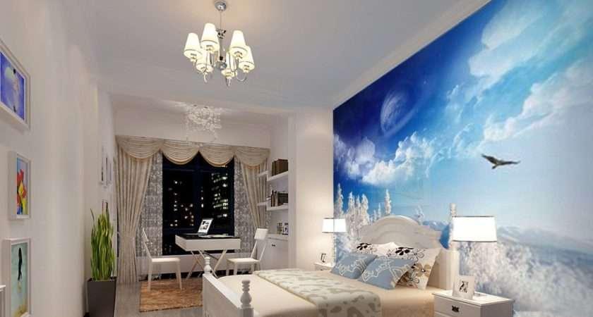 Rendering Bedroom House