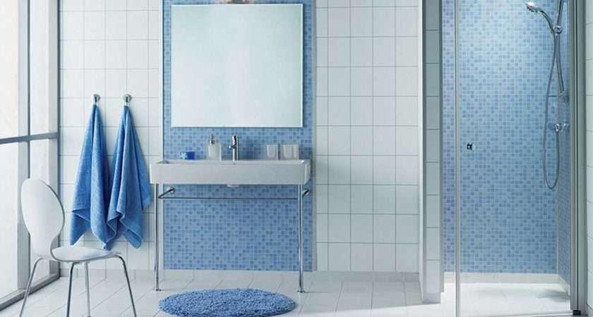 Respatex Blue Mosaic Ocean Bathrooms