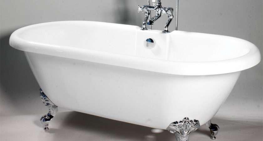 Resurfacing Roll Top Bath