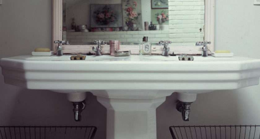 Rethinking Pink Bathrooms Blush Tones Remodelista
