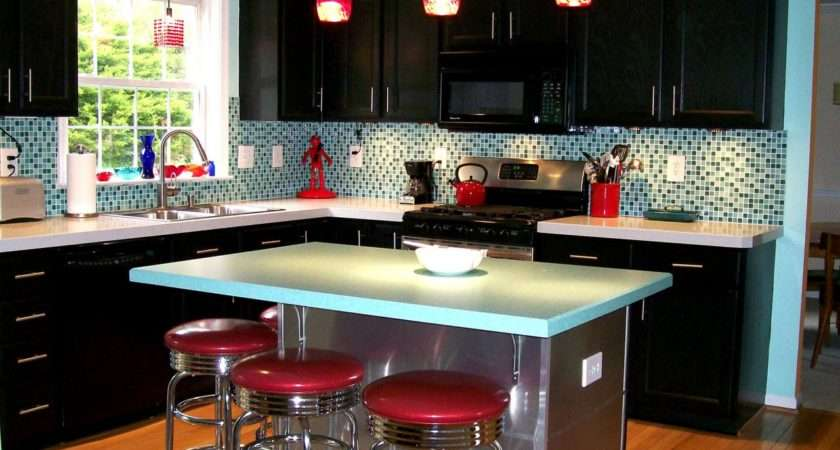 Retro Kitchen Cabinets Options Tips Ideas