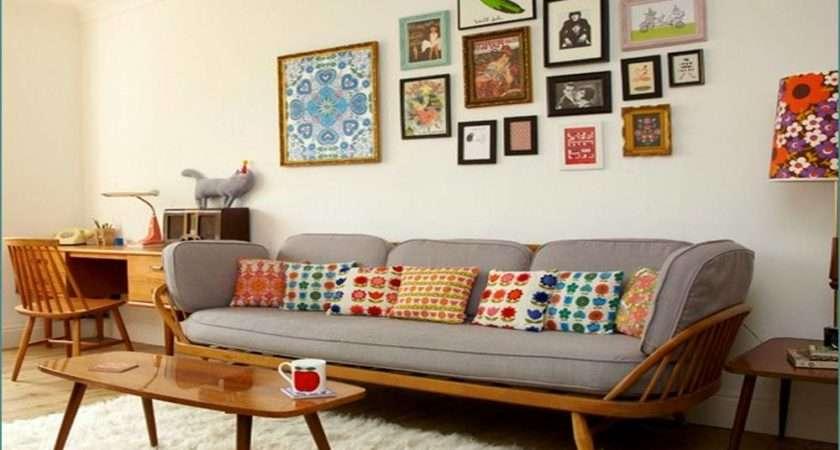 Retro Living Room Furniture