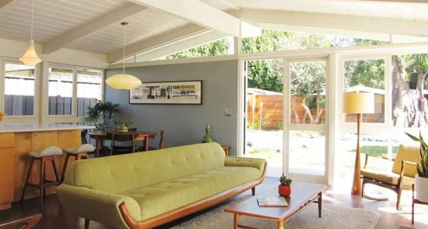 Retro Style Interior Design Ideas