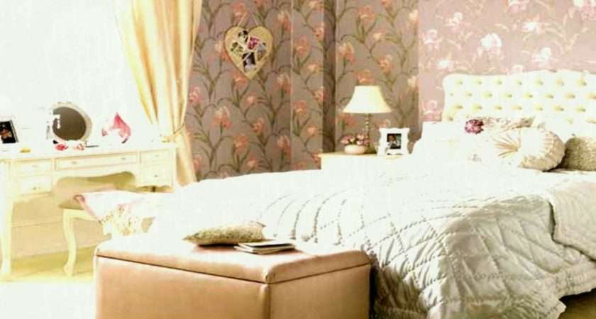 Retro Teenage Bedroom Ideas Romantic Shabby Chic
