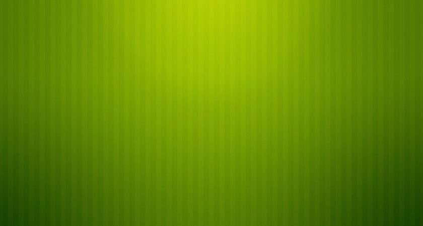 Return Plain Screen Green