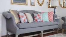 Reupholster Sofa