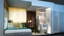 Reveals Innovative Hotel Room Designs Future