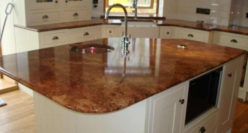Review Granite Kitchen Worktops Interior Design Ideas
