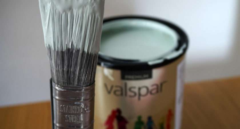 Review Valspar Paint Love Chic Living