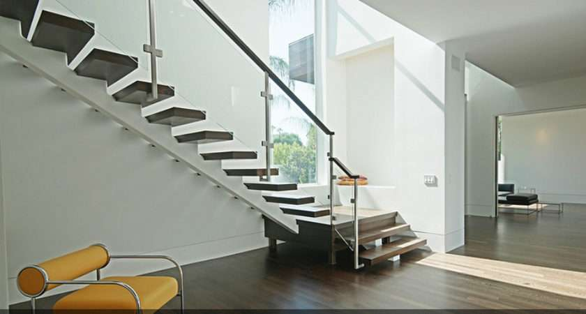 Rize Stairs Modern Stair Designs Glass Steps Stainless Steel