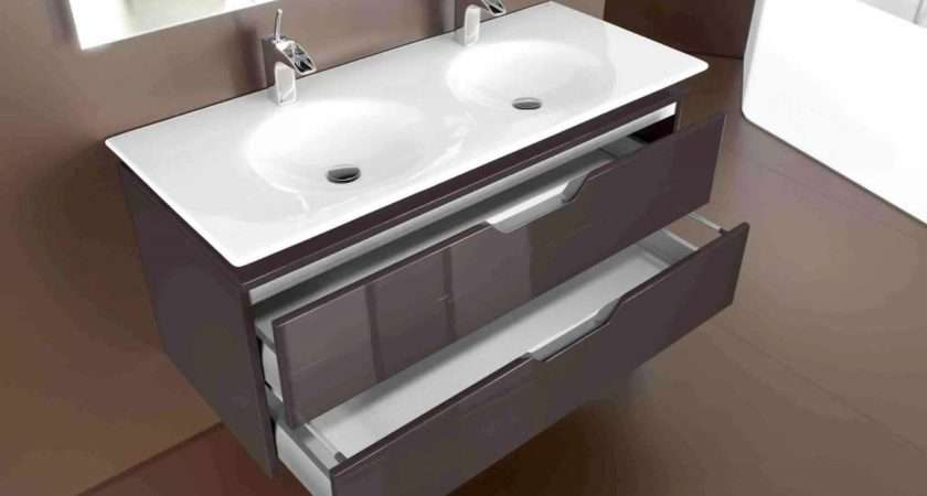 Roca Kalahari Double Basin Bathrooms