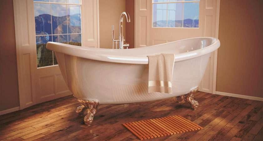Roll Top Bath James Cracknell
