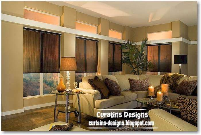 Roller Blinds Windows Interiors Designs Ideas Models