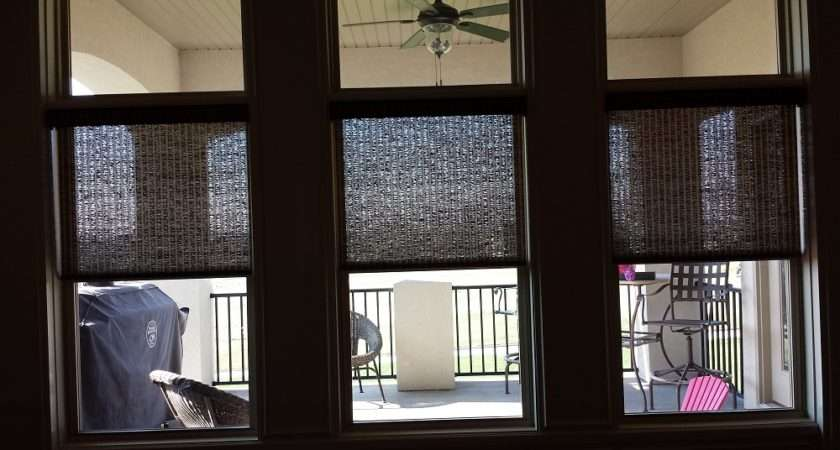Roller Shades Interior Exterior Columbia Blinds Shutters
