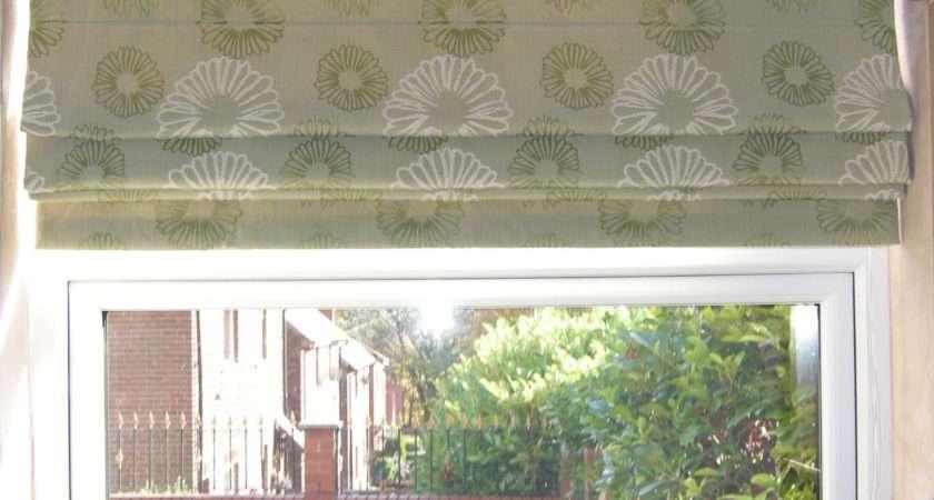 Roman Blind Grasscloth