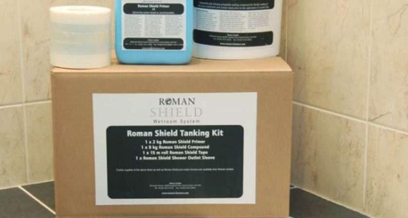 Roman Shield Tanking Kit Rsh