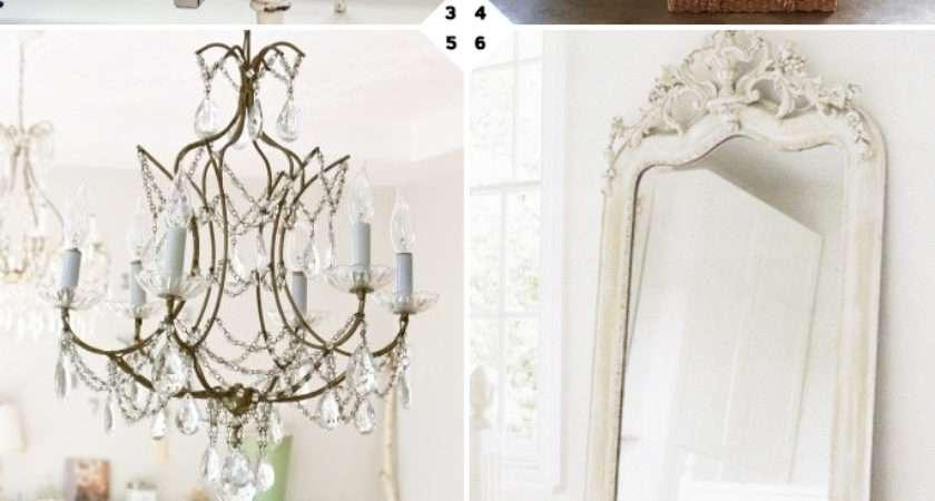 Romance Home Shabby Chic Living Room Ideas Tree