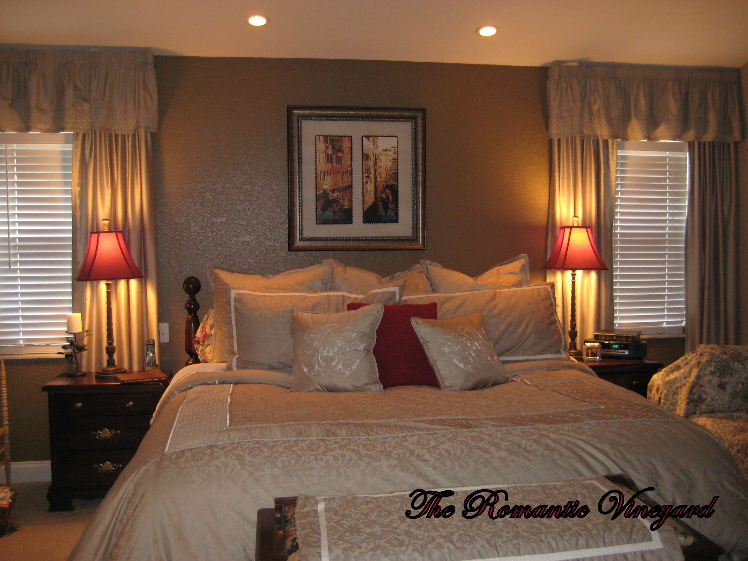 Romantic Master Bedrooms Decobizz