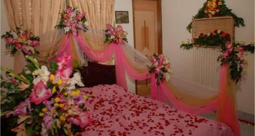 Romantic Wedding Room Decoration Ideas Photos