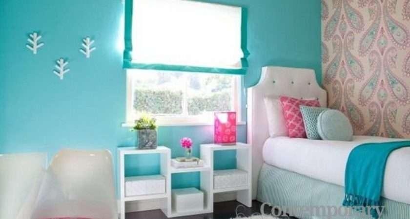 Room Colors Teenage Girl