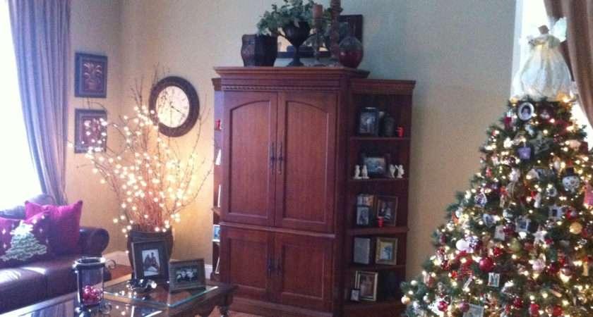 Room Designs Living Home Design Christmas