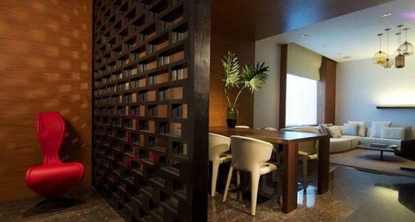 Room Divider Ideas Kitchen Living