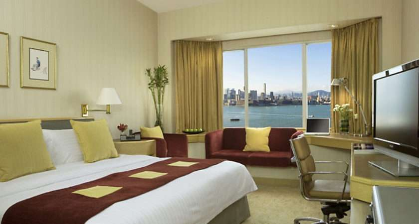 Room Executive Superior Side Harbour