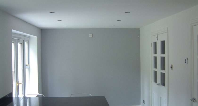 Room Kitchen Dining Reno Dulux Grey Paint Forward