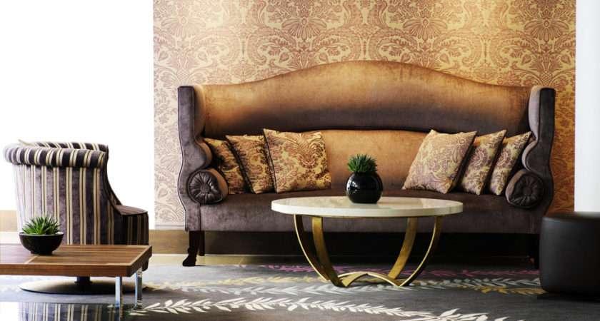 Room Living Paper Forwallpaper