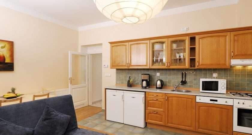 Room Terrace Apartment Apartments Prague Hotel