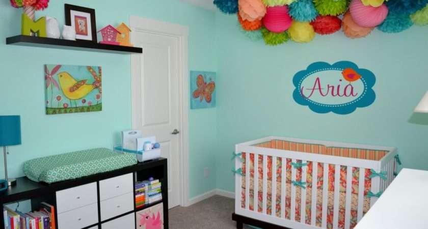 Rooms Parties Love Week Project Nursery