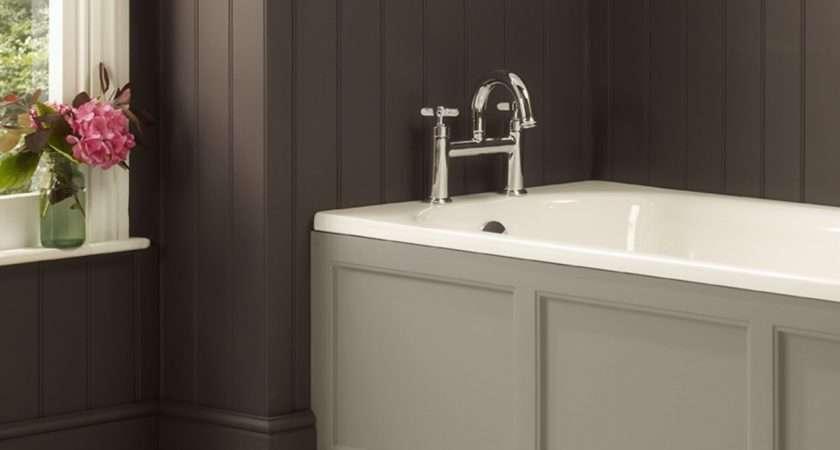 Roper Rhodes Hampton Designer Bath Panels Mocha