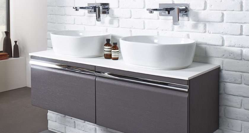 Roper Rhodes Pursuit Wall Hung Vanity Basins