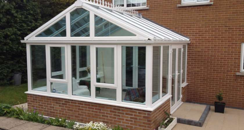 Rosewood Conservatory Polyframe Trade