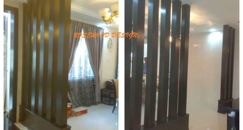 Rosewood Design Living Room Dividers