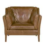 Rovigo Leather Chair