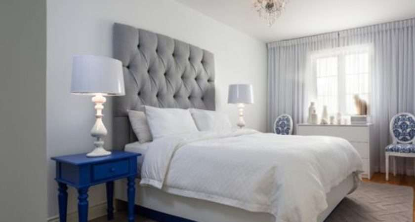 Royal Blue Bedroom Design Ideas Remodels Photos Houzz