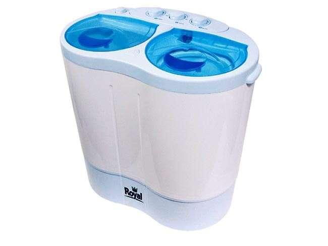 Royal Twin Tub Washing Machine