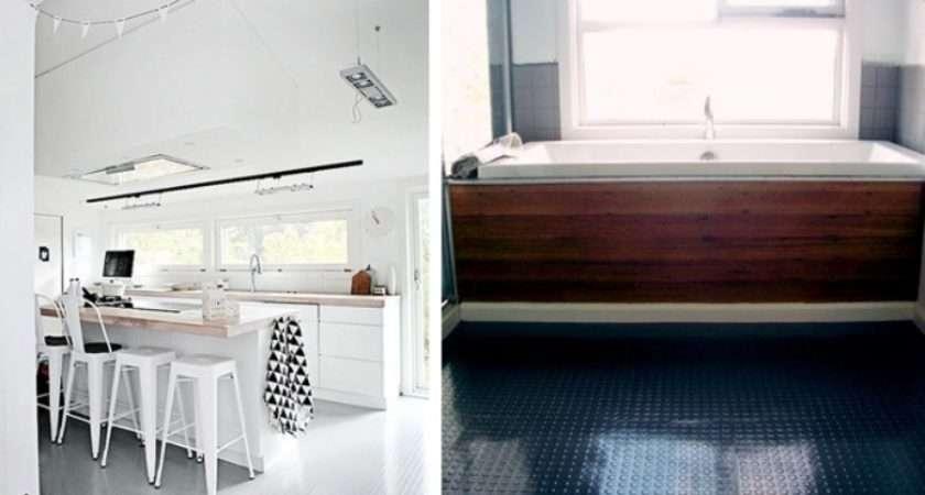 Rubber Flooring Bathroom Emily Mccall