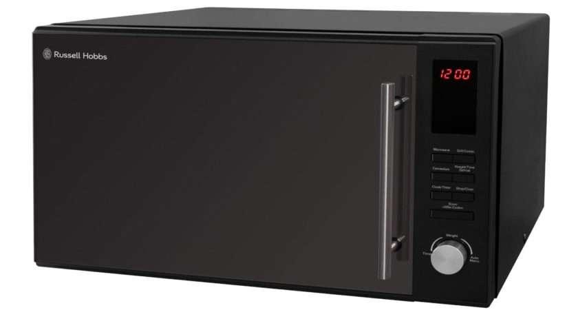 Russell Hobbs Rhm Black Combination Microwave