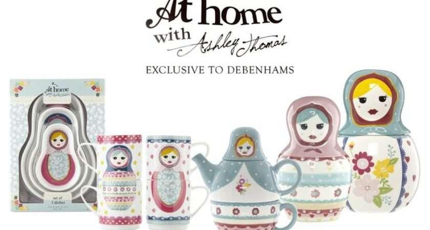 Russian Doll Collection Debenhams Ashley Thomas Pinterest