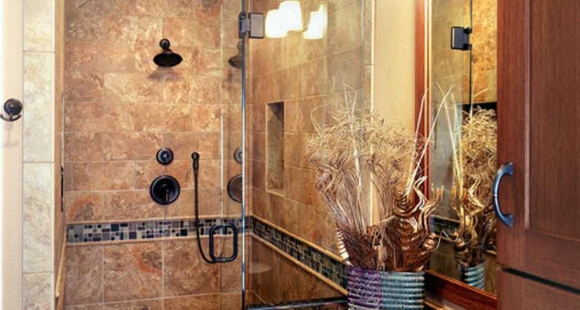 Rustic Country Bathrooms Bathroom Denver